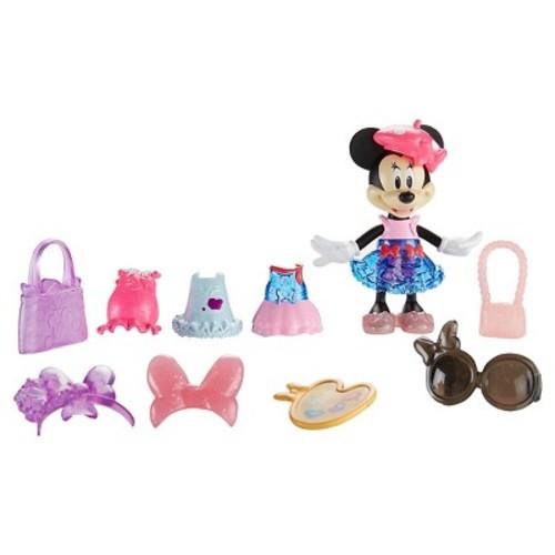 Fisher-Price Disney Minnie Mouse Paris Chic Minnie Doll