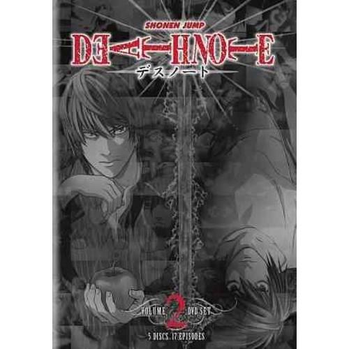 Death Note: Box Set 2 (DVD)
