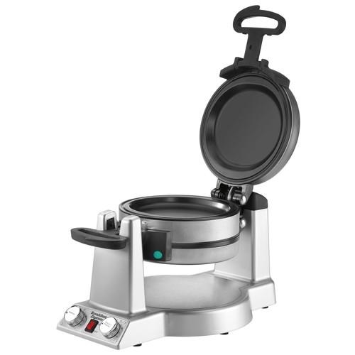 Waring WMR300 Belgian Waffle & Omelet Maker, Brushed Stainless Steel [Waring Waffle & Omelet Maker]