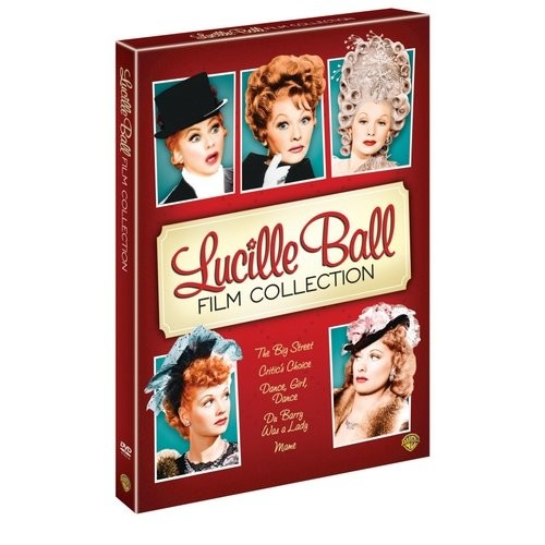 Lucille Ball Film Collection [5 Discs] [DVD]
