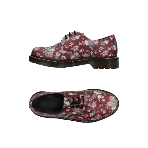 DR. MARTENS Laced shoes