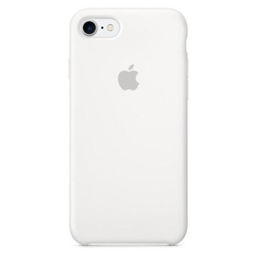 iPhone 7 Silicone Case (White)