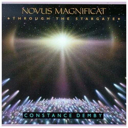 Novus Magnificat CD (1989)