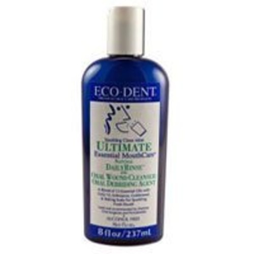 Eco-Dent Ultimate Daily Mouth Rinse Sparkling Clean Mint