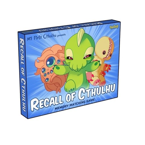Recall of Cthulhu: A Children's Memory Matching Game - multi