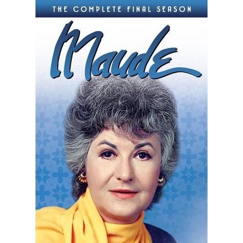 Maude: The Final Season [6 Discs] [DVD]
