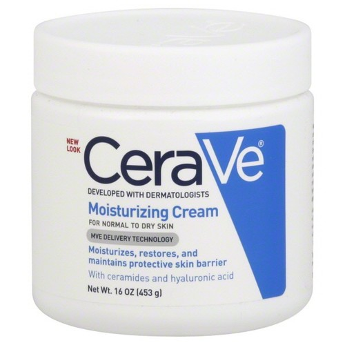 Cera ve moisturizing cream,for normal to dry skin,16 oz (453 g)