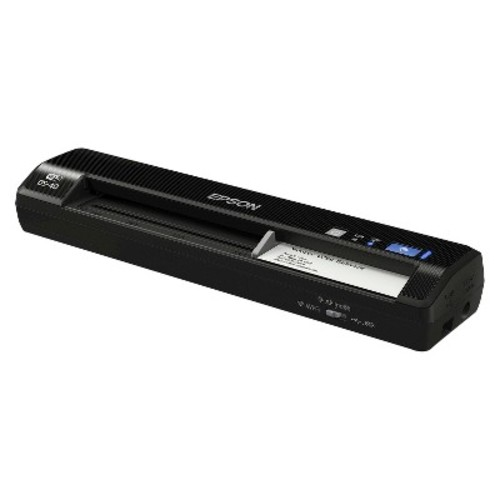 Epson WorkForce DS-40 Portable Color Document Scanner B11B225201
