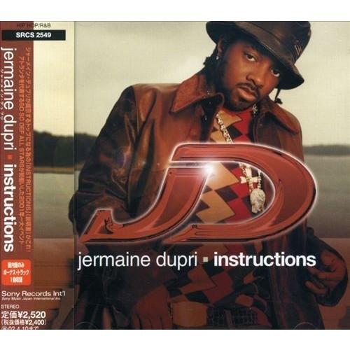 Instructions [Bonus Track] [CD]