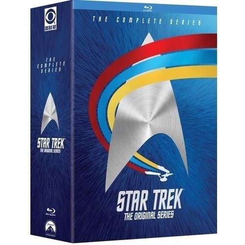 Star Trek: The Original Series - The Complete Series [Blu-ray]