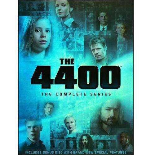 The 4400: The Complete Series (Widescreen)