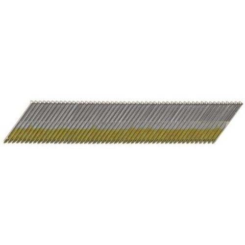 DEWALT 2-1/2 in. x 15-Gauge Angled Finish Nails (2500-Pieces)