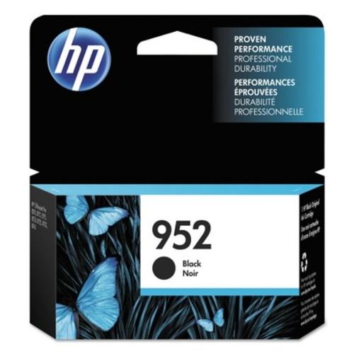 HP Inc. 952 - Black - original - blister - ink cartridge - for Officejet 8702; Officejet Pro 77XX, 8210, 87XX (F6U15AN#140)