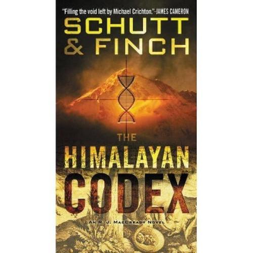 Himalayan Codex (Reprint) (Paperback) (Bill Schutt & J. R. Finch)