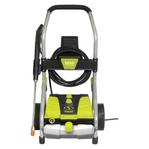 Sun Joe 2030 PSI 14.5 AMP Electric Pressure Washer in Green