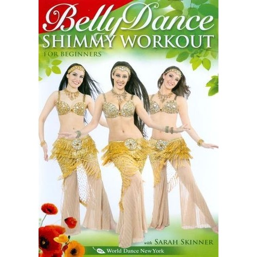Belly Dance Shimmy Workout for Beginners [DVD] [2011]