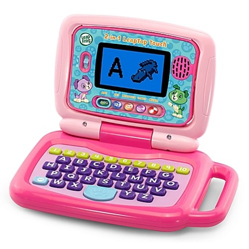 Leapfrog Leaptop Touch in Pink
