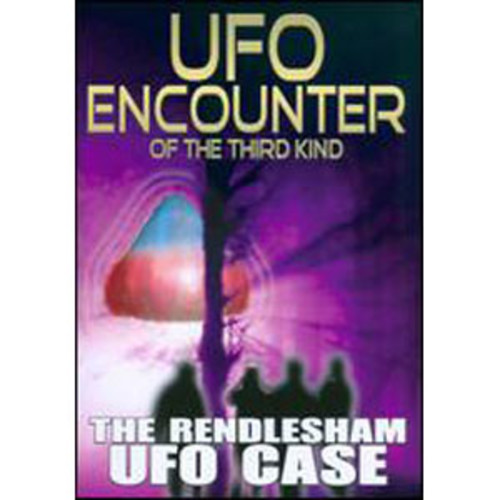 UFO Encounter of the Third Kind: The Rendlesham UFO Case DD2