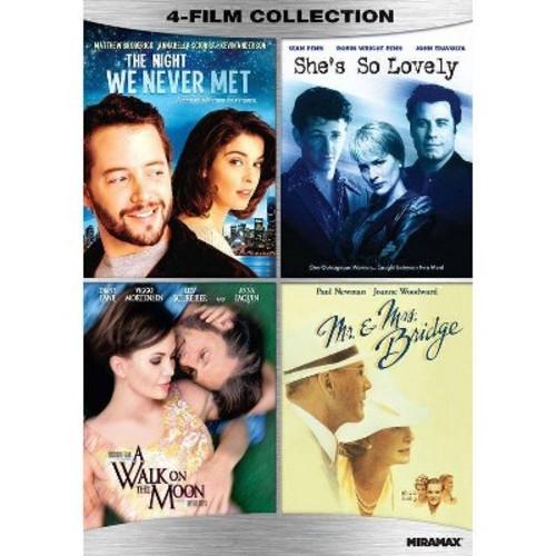 Romantic Comedy Quadruple Feature (DVD)