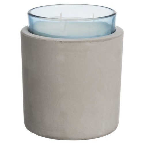 Paddywax Melange Tea Leaf and Lavender Candle - 3-Wick, Soy Wax, 16 oz.