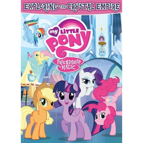 My Little Pony: Friendship Is Magic - Exploring the Crystal Empire [DVD]