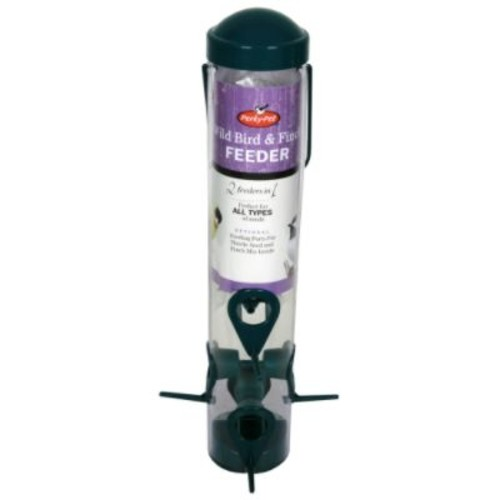 Perky-Pet Wild Bird & Finch Feeder, 1 feeder