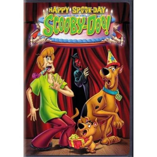 Scooby Doo:Happy Spook Day,Scooby Doo (DVD)