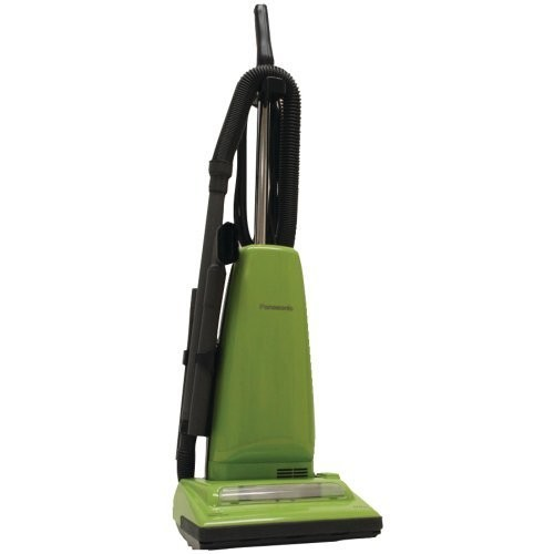 Panasonic MC-UG223 Bag Upright Vacuum Cleaner [Green and Black]