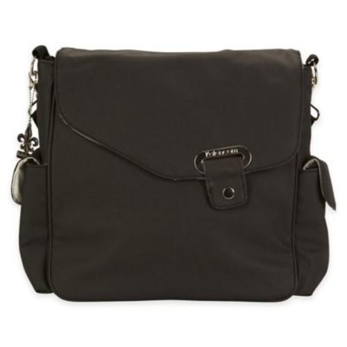 Kalencom Ozz Messenger Bag in Black