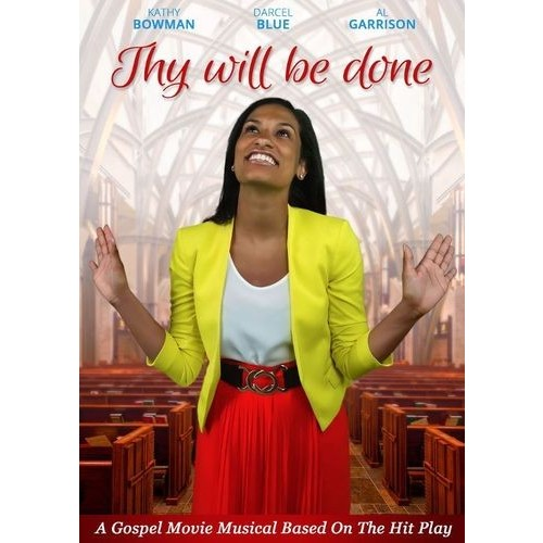 Thy Will Be Done [DVD] [2013]