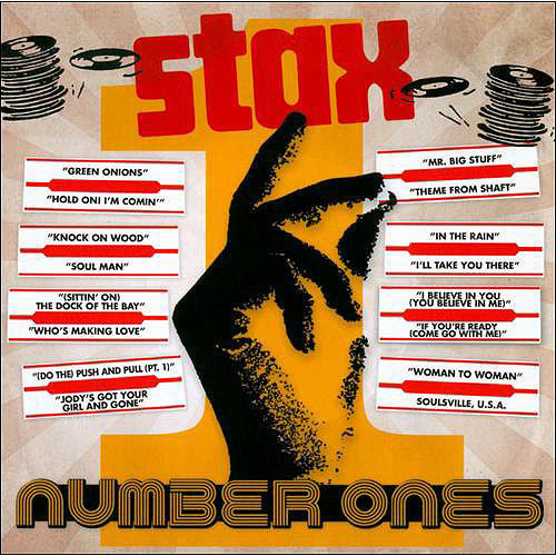 Stax Number Ones [CD]