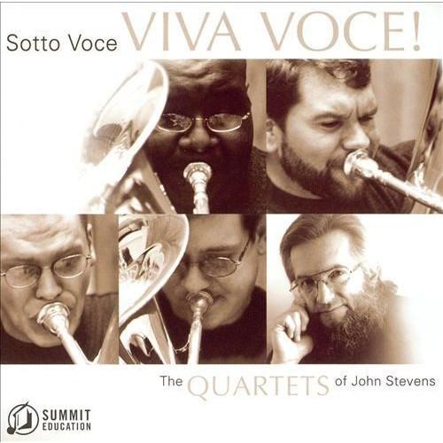 Stevens: viva Voce CD (2004)