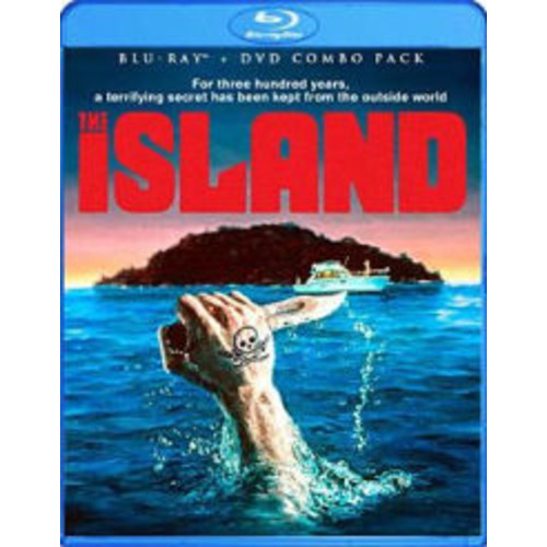 The Island [2 Discs] [DVD/Blu-ray]