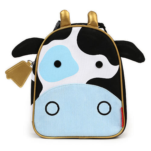 Skip Hop Zoo Lunchie Insulated Lunch Bag - Cheddar Cow