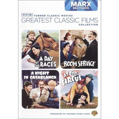 TCM Greatest Classic Films Collection: Marx Brothers [2 Discs]