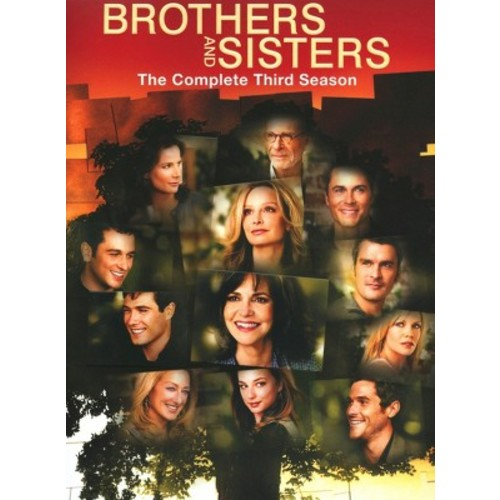 Brothers & Sisters: The Complete Third Season (DVD) [Brothers & Sisters: The Complete Third Season DVD]