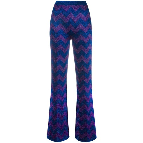 MISSONI Zigzag Intarsia Trousers