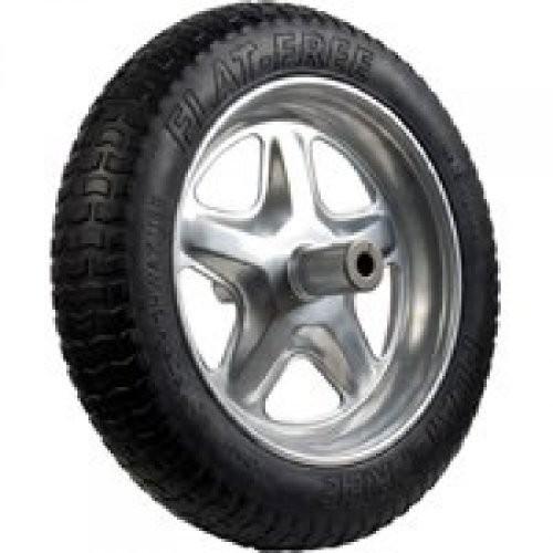 Ames Jackson SFFTCC 5-Spoke Design Wheelbarrow Flat-Free Sport Tire [1]
