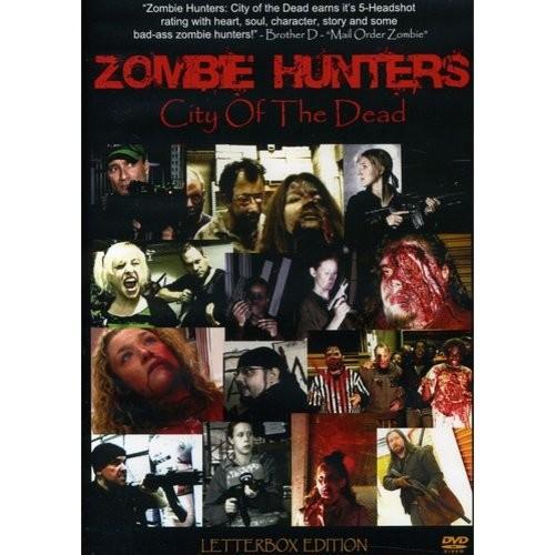 Zombie Hunters: City of the Dead, Season One, Vol. 2 [DVD]