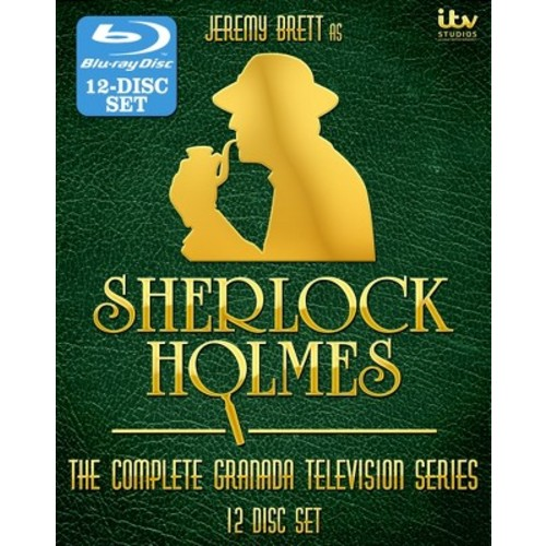 Sherlock Holmes: The Complete Series [2 Discs] [Blu-ray]