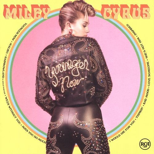 Younger Now [CD]