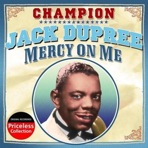 Mercy on Me [CD]