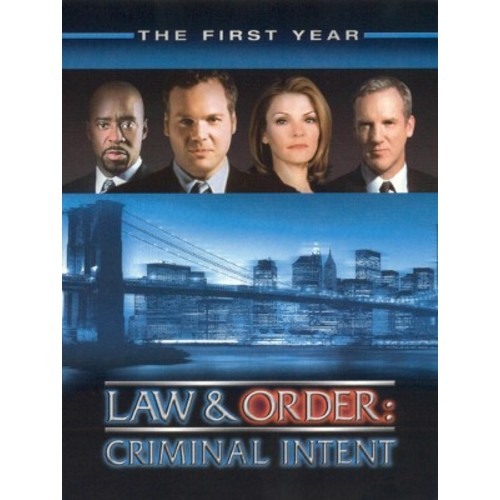 Law & Order: Criminal Intent - The First Year (Full Frame)