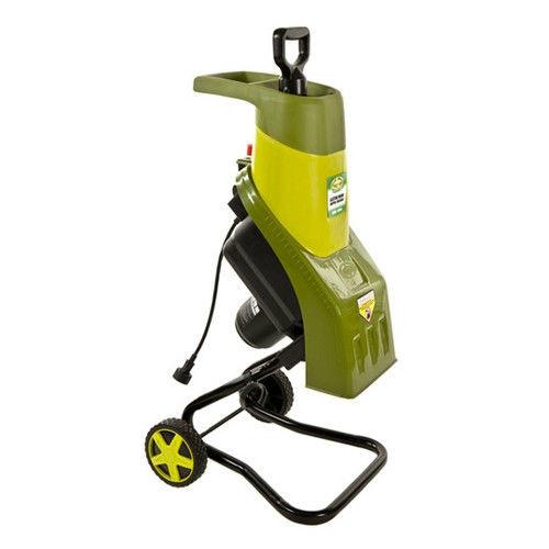 Sun Joe CJ601E 14-Amp Electric Wood Chipper/Shredder [Green]
