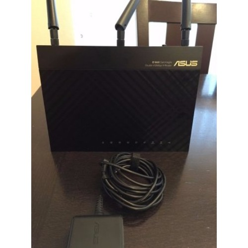 Asus Wireless-N900 Dual-band Gigabit Router