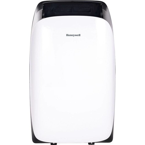 Honeywell - 350 Sq. Ft. Portable Air Conditioner - Black/White