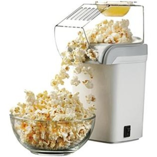 Brentwood PC-486W Appliances Hot Air Popcorn Maker, White
