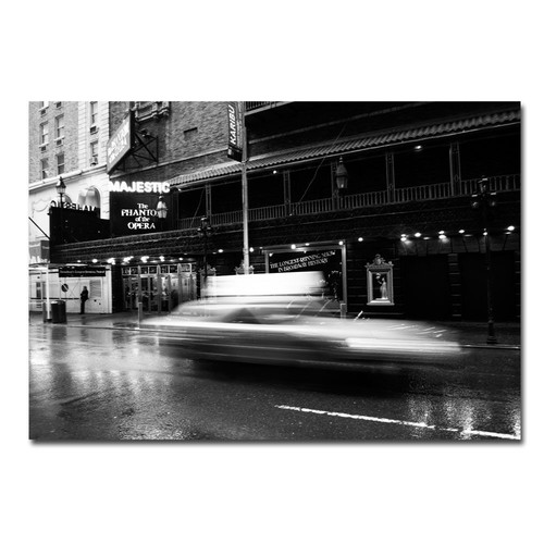 Trademark Global Yale Gurney 'The Majestic' Canvas Art [Overall Dimensions : 30x47]