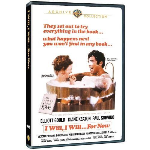 I Will, I Will for Now [DVD] [English] [1976]