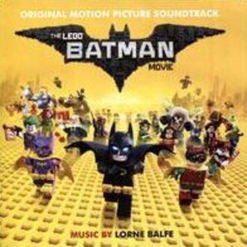 The Lego Batman Movie [Original Motion Picture Soundtrack]